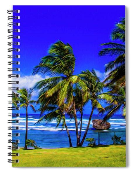 East Coast Spiral Notebook