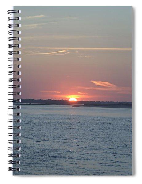 East Cut Spiral Notebook