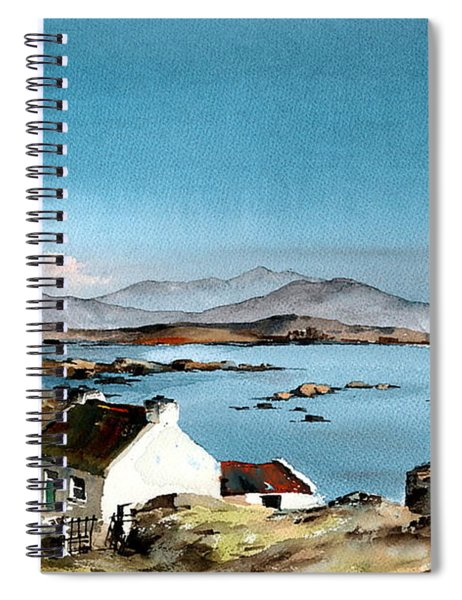 East End, Inishboffin, Galway Spiral Notebook