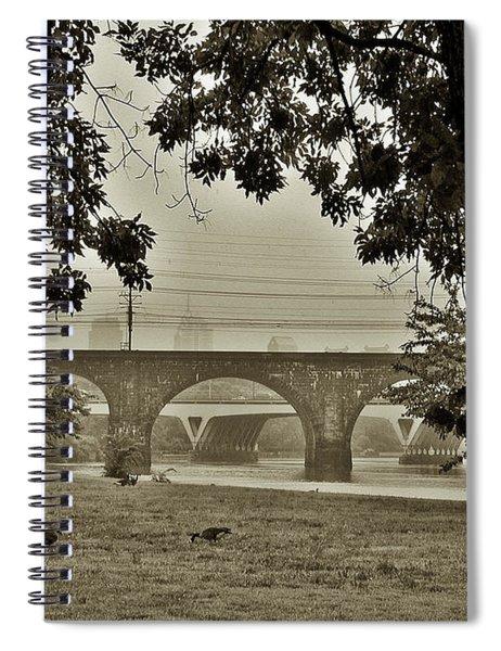 East River Drive - Philadelphia Spiral Notebook