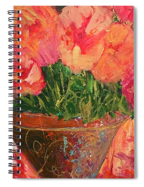 Color Your Blessings Spiral Notebook