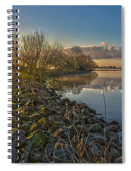 Easter Sunrise Spiral Notebook