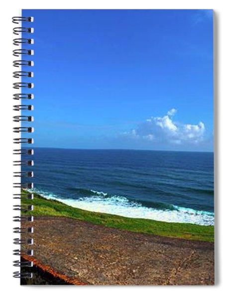 Eastern Caribbean Spiral Notebook