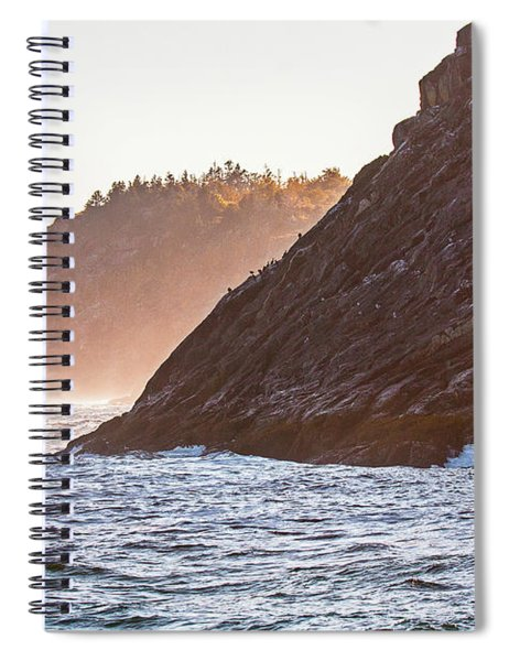 Eastern Coastline Spiral Notebook