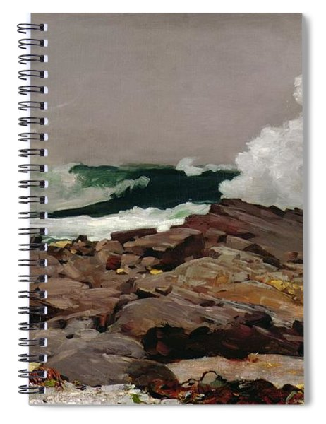 Eastern Point Spiral Notebook