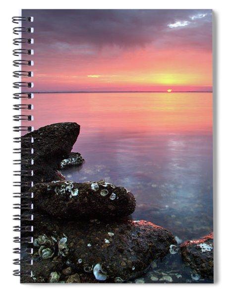 Eastpoint Sunset Spiral Notebook