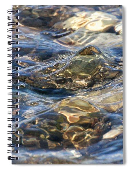 Ebbing Tide 1 Spiral Notebook