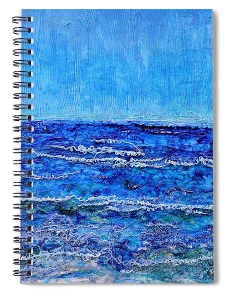 Ebbing Tide Spiral Notebook