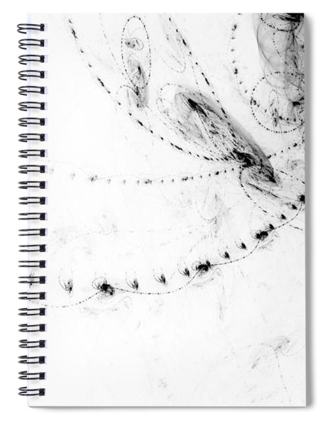 Echo 2 Spiral Notebook