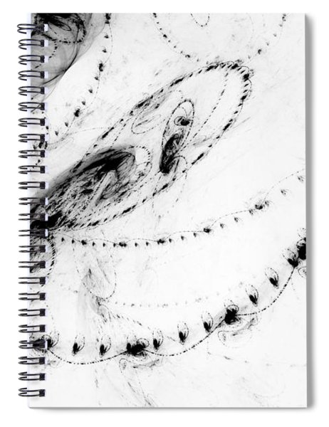 Echo 3 Spiral Notebook