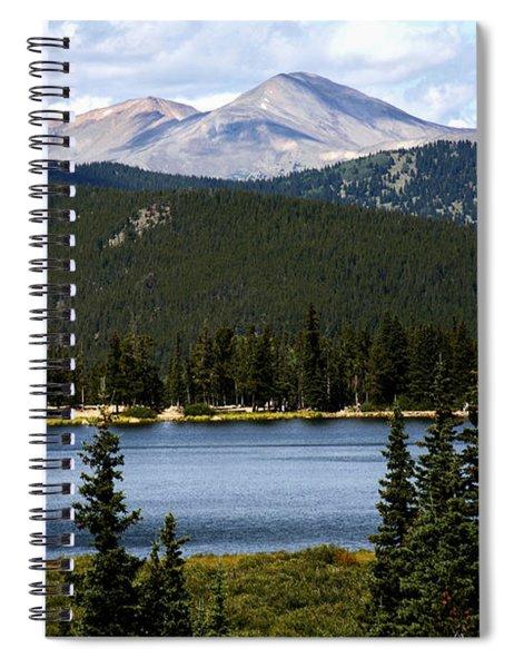 Echo Lake Colorado Spiral Notebook
