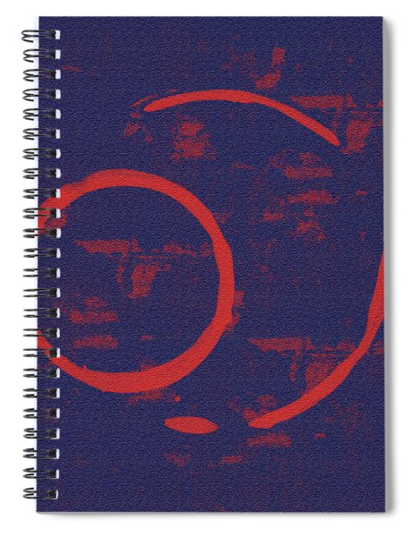 Eclipse Spiral Notebook