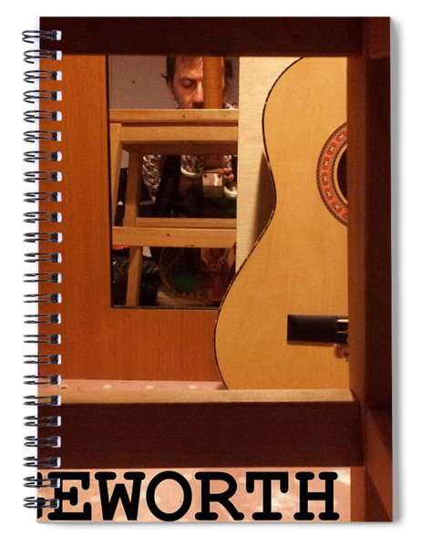 Edgeworth Acoustic Guitar Spiral Notebook