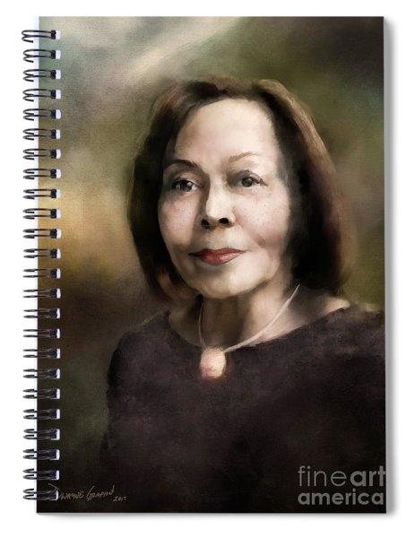 Edith G. Spiral Notebook