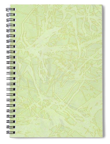 Edition 1 Lime Sorbet Spiral Notebook