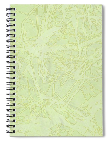 Edition 1 Lime Sorbet Spiral Notebook