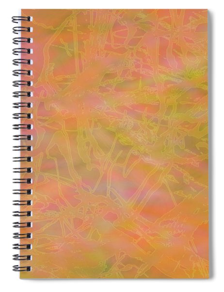 Edition 1 Mango Passion Spiral Notebook
