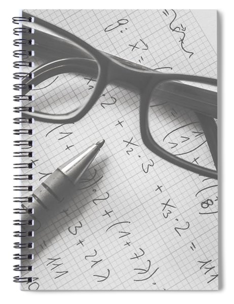 Education Smarts Spiral Notebook