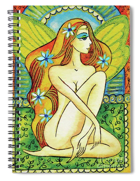 Egyptian Fairy I Spiral Notebook