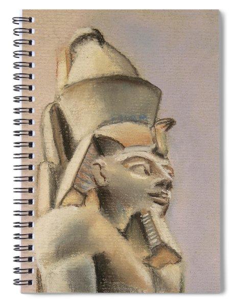 Egyptian Study Spiral Notebook