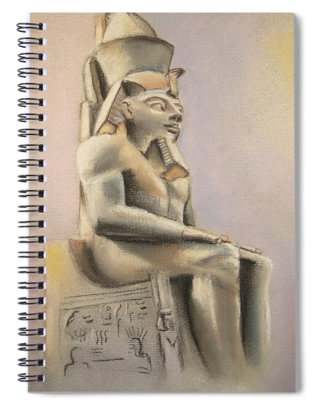 Egyptian Study II Spiral Notebook
