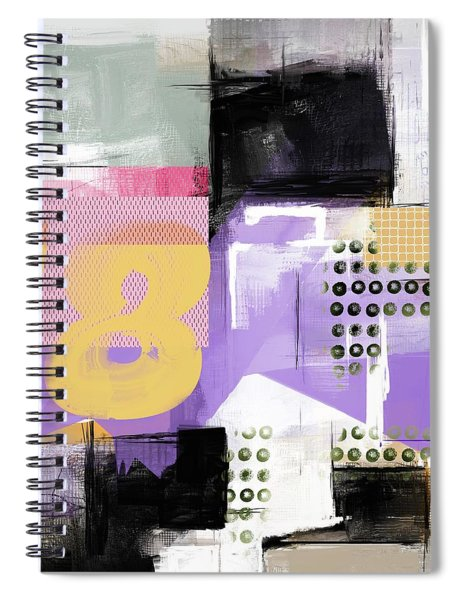 Eighteen Spiral Notebook