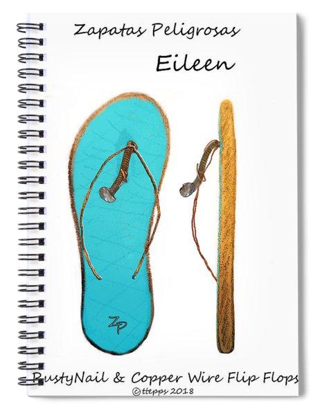 Eileen Spiral Notebook