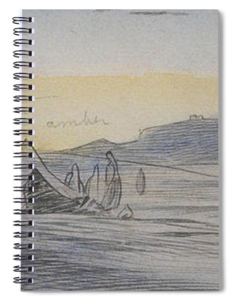 El Areesh, Six-thirty Pm, 31 March 1867 Spiral Notebook
