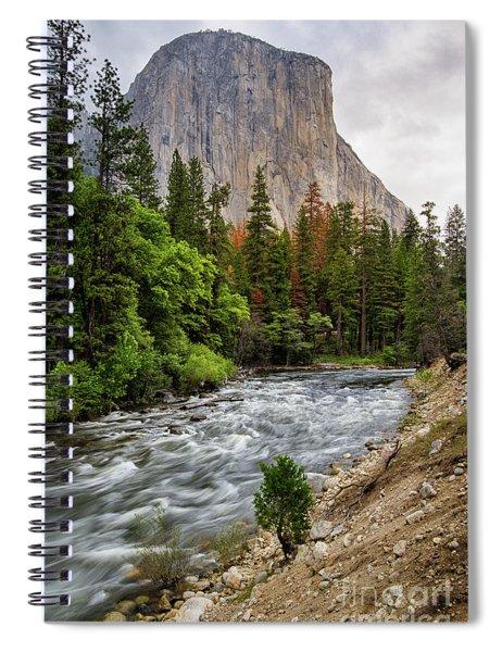 El Cap #3 Spiral Notebook