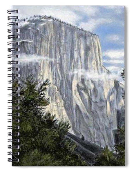 El Capitan Spiral Notebook