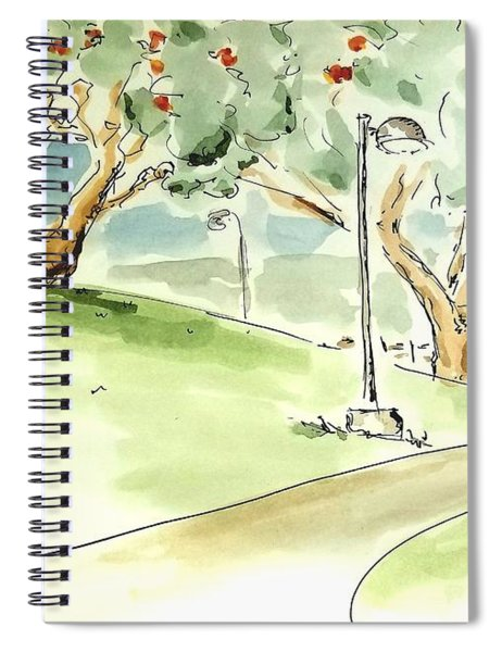 El Toro Park Spiral Notebook