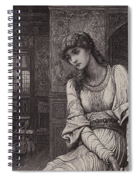 Elaine Spiral Notebook