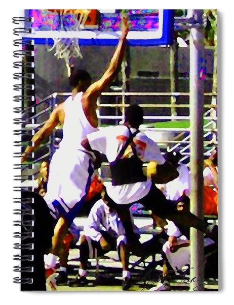 Foul Spiral Notebook