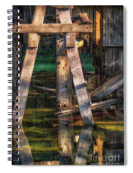 Eleanor Spiral Notebook
