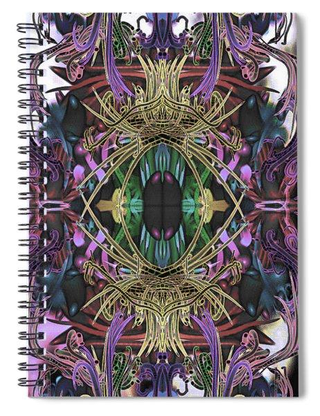 Electric Eye 2 Spiral Notebook