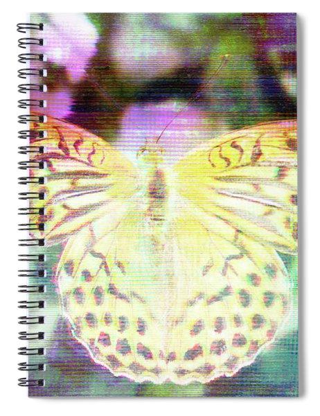 Electronic Wildlife  Spiral Notebook