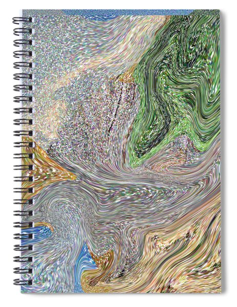 Elements Spiral Notebook
