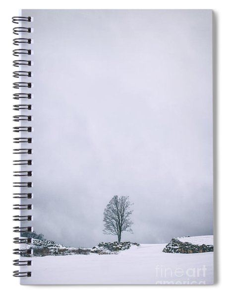 Elements Of Silence Spiral Notebook