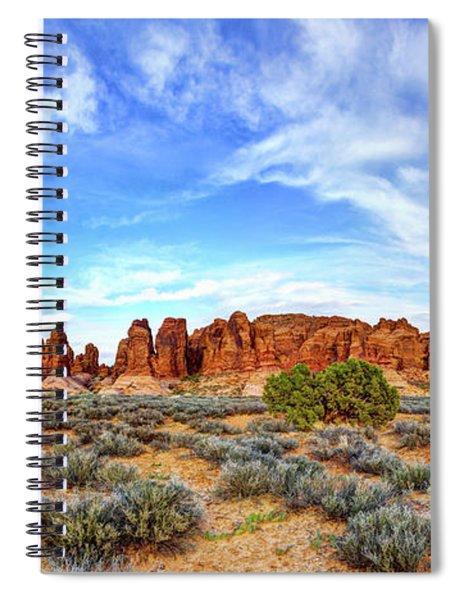 Elephant Butte Spiral Notebook