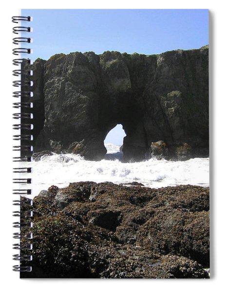 Elephant Rock 2 Spiral Notebook