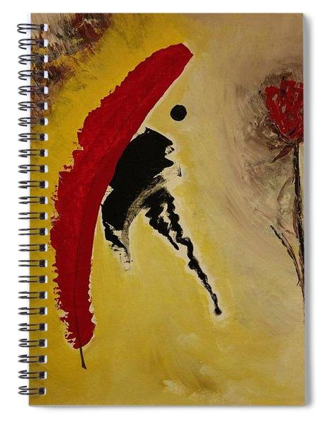 Elixir Of Love Spiral Notebook