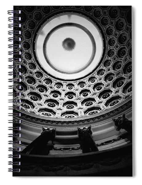 Elks National Veterans Memorial Rotunda Spiral Notebook