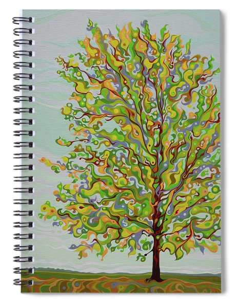 Ellie's Tree Spiral Notebook