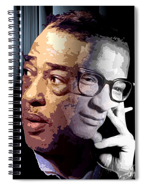 Ellington And Strayhorn - A Marriage Made In Heaven Spiral Notebook