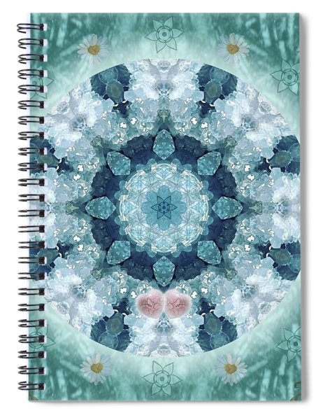 Eloquence Spiral Notebook