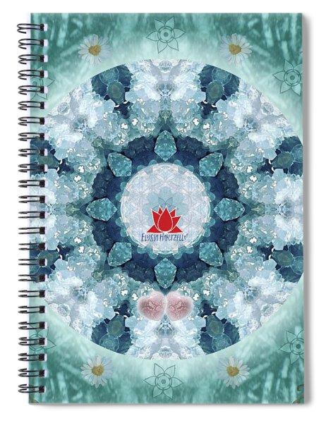 Eloquence-logo Spiral Notebook