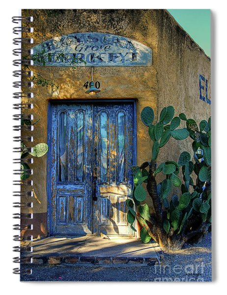 Elysian Grove In The Morning Spiral Notebook
