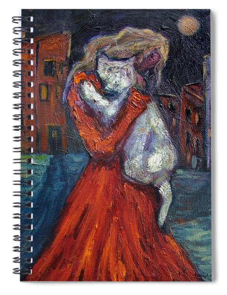 Embrace I Spiral Notebook