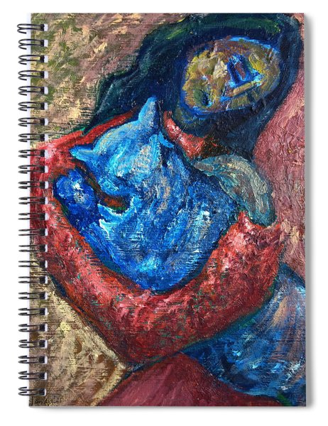 Embrace II Spiral Notebook