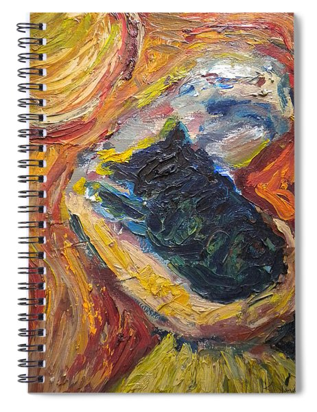 Embrace IIi Spiral Notebook